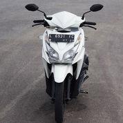 Honda Vario 125 CBS ISS Putih 2013