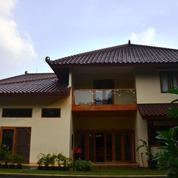 Rumah Rasa Vila Ada Kolam Renang Halaman Luas Di Sawangan Depok Jawa Barat (22321167) di Kota Depok