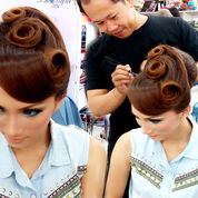 Salon Dan Make Up Wisuda Panggilan (22325327) di Buduran