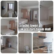 Studio Furnished Tower B Apartemen Bassura City