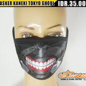 MASKER MULUT / MASKER MOTOR KANEKI TOKYO GHOUL BY ANIME DISTRO SURABAYA