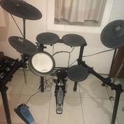 Drum Elektrik Yamaha DTX 502 Kondisi Mulus (22342839) di Kota Surabaya