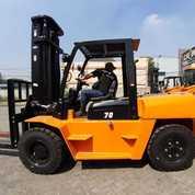 Forklift Di Ciamis Murah 3-10 Ton Mesin Isuzu Mitsubishi Powerful (22343939) di Kab. Ciamis