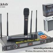 Mic Wireless Soundclub 128 (22345163) di Kota Yogyakarta