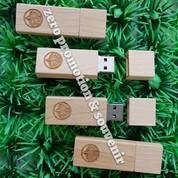 Wooden USB Flashdisk Unik Dan Simple - FDWD01 (22346959) di Kota Tangerang