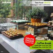 Katering Coffee Break Untuk Meeting Kantor Dari Wakuliner