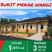 BUKIT MEKAR WANGI DP0% Kota Bogor KPR Termurah Strategis Dekat Stasiun Dan TOLL (22348419) di Kota Bogor