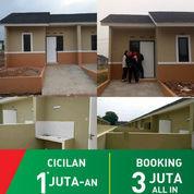 KPR 2jtan 10mnt Ke Stasiun Cilebut DP0% By Cinnamon Hills Kota Bogor (22348627) di Kota Bogor