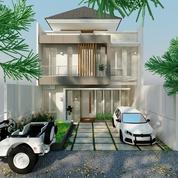 #A1953 Brand New Modern Stylish House At Sutorejo Tengah 2FLOOR SHM Under 3M (22349299) di Kota Surabaya