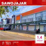 Ruko Murah Luas 54 Di WOW Sawojajar 1 Kota Malang _ 104.19 (22351043) di Kota Malang