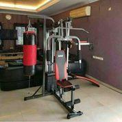 Alat Fitness Home Gym 3 Sisi Bisa COD Semarang