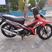 Honda Supra Tahun 2014 Warna Merah (22352099) di Kota Semarang