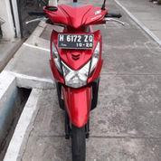 Honda Beat Tahun 2015 Merah (22352143) di Kota Semarang