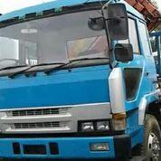 Truck Crane Mitsubishi Fuso Kapasitas 12 Ton (22352731) di Kota Jakarta Timur