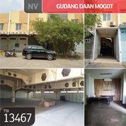 Gudang Daan Mogot, Tangerang, 27x34m, 2 Lt, HGB