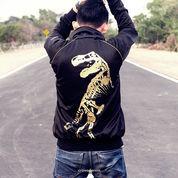 Jaket Genji Sporty T-Rex Edition Crows Zero