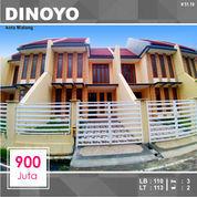 Rumah Baru 2 Lantai Luas 113 Di Tlogomas Dinoyo Kota Malang _ 51.19 (22363447) di Kota Malang