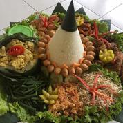 Nasi Tumpeng Dan Tumpeng Mini Sidoarjo