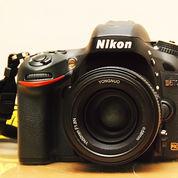 NIKON D610 Kit LENSA FIX YONGNUO 50MM F 1.8 FOR NIKON
