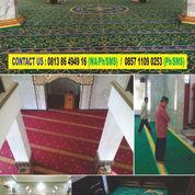 KARPET MASJID DAN MUSHOLLA BISA PESAN MOTIF (22370627) di Kota Bekasi