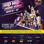 Konser Musik 80's90s - HIP HIP HURA HURA 28 Maret 2020 (22370695) di Kota Jakarta Selatan