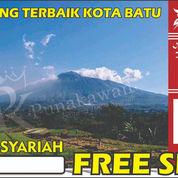 Tanah Kavling Free SHM Batu Malang (Belakang BATOS) (22375055) di Kota Batu