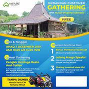Gathering Tanah Murah Jogja Di Bawah 100 Jt (22376403) di Kota Yogyakarta