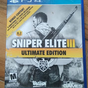 Caset Ps4 Sniper Elite 3