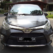 Toyota Calya G 2019 MT Abu - Abu