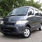 Daihatsu Granmax 1.5 Minibus 2019 Grey KM 1.500 FULL ORISINIL