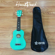 Ukulele Kuya Uk105 Warna Hijau Bonus Softcase