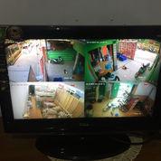 Paket Promo CCTV 4 Titik 1080P (2MP)