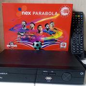 Receiver Nex Parabola Channel Lengkap (22393231) di Kab. Kulon Progo