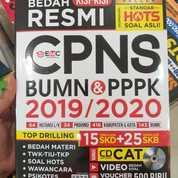 Buku Best Seller Bedah Kisi-Kisi Resmi CPNS Dan BUMN