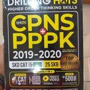 Buku Best Seller Drilling Hots CPNS
