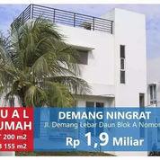 Hunian Rumah 2 Lantai Di Daerah Palembang (22396223) di Kota Palembang