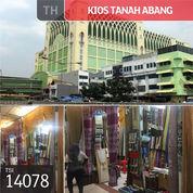 Kios Tanah Abang, Blok A, Jakarta Pusat, 2x2,46m, HGB (22396547) di Kota Jakarta Pusat