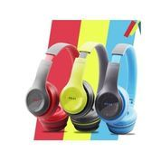Headset Earphones P47 Bluetooth Wireless Headphones (22397083) di Kota Surakarta