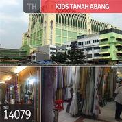 Kios Tanah Abang, Blok A, Jakarta Pusat, 2,85x2,46m, HGB (22397567) di Kota Jakarta Pusat