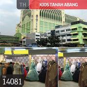 Kios Tanah Abang, Blok A, Jakarta Pusat, 3,70 (22398667) di Kota Jakarta Pusat