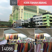 Kios Tanah Abang, Blok A, Jakarta Pusat, 2x2m (22399615) di Kota Jakarta Pusat