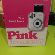 FUJIFLIM Instax Mini 25 Warna Pink (22403707) di Kota Batam