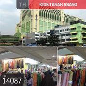Kios Tanah Abang, Blok A, Jakarta Pusat, 2x3m, HGB (22404583) di Kota Jakarta Pusat