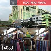 Kios Tanah Abang, Blok A, Jakarta Pusat, 2x5m, HGB (22405319) di Kota Jakarta Pusat