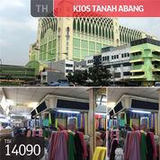 Kios Tanah Abang, Blok A, Jakarta Pusat, 2x6m, HGB (22406039) di Kota Jakarta Pusat