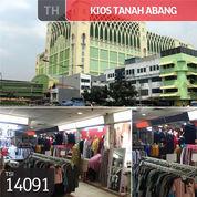 Kios Tanah Abang, Blok B, Jakarta Pusat, 2x2 (22406327) di Kota Jakarta Pusat