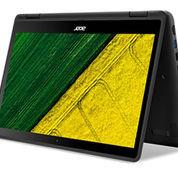 Laptop Acer Spin 1 (SP111-34N) - Steel Gray [NX.H67SN.002]