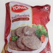 Yona Beef Pattes 500 Gram Harga Hemat (22418255) di Kota Surabaya