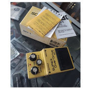 Efek Gitar Boss Super Overdrive Sd1