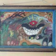 Lukisan Abstrak Dajjal (22425131) di Kota Semarang